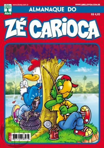 Almanaque do Zé Carioca [2ª série] nº 006 fev/2012 - Especial Zé Galo