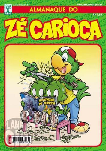 Almanaque do Zé Carioca [2ª série] nº 007 abr/2012 - Especial Herrero