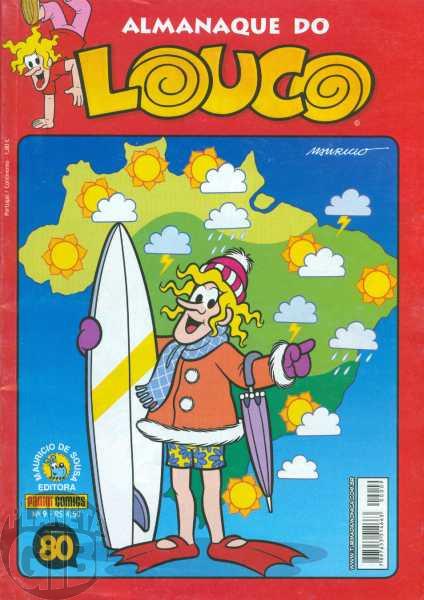 Almanaque do Louco nº 009 jun/2015