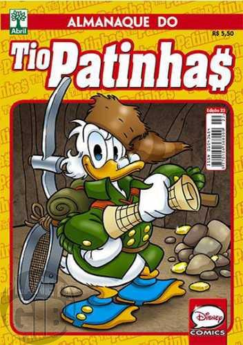 Almanaque do Tio Patinhas [2s] nº 022 out/2014 - Espere Por Mim