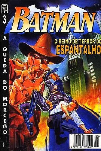 Batman [Abril - 4ª série] nº 003 mai/1995 - A Queda do Morcego