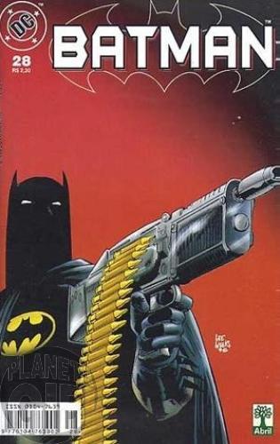 Batman [Abril - 5ª série] nº 028 fev/1999