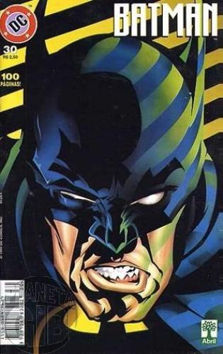 Batman [Abril - 5ª série] nº 030 abr/1999