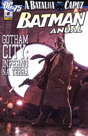Batman Anual [Panini 1S] 002 mai/2010