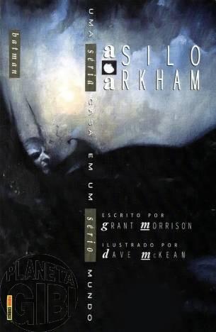 Batman: Asilo Arkham - 2003 (OSDCP)