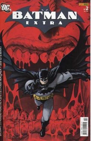 Batman Extra [Panini] nº 002 mai/2007