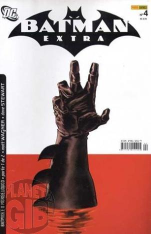 Batman Extra [Panini] nº 004 jul/2007