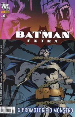 Batman Extra [Panini] nº 006 set/2007