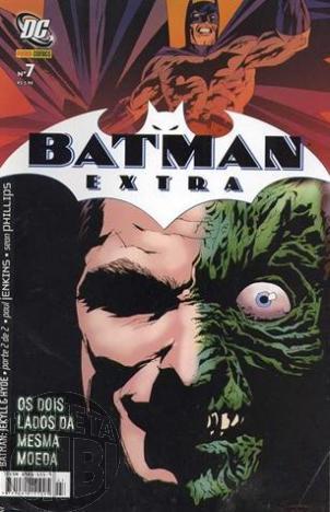 Batman Extra [Panini] nº 007 out/2007