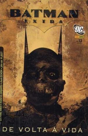 Batman Extra [Panini] nº 013 abr/2008
