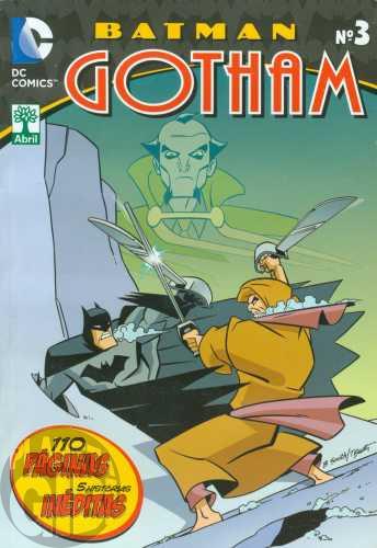 Batman Gotham [Abril - DC Animated] nº 003 jan/2015