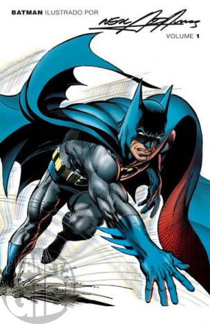 Batman Ilustrado por Neal Adams [Panini] jul/2008 - Capa Dura