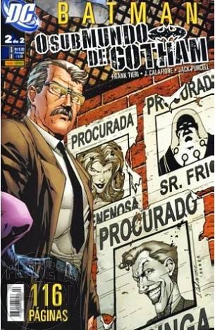 Batman: O Submundo de Gotham - nº 002