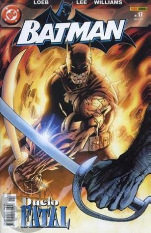 Batman [Panini - 1ª série] nº 017 abr/2004