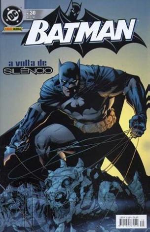 Batman [Panini - 1ª série] nº 030 mai/2005