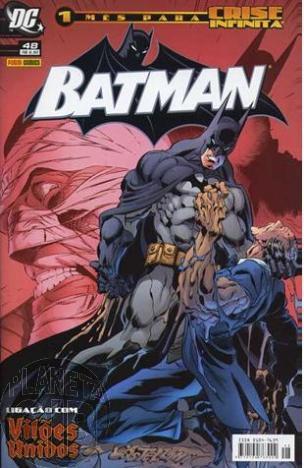 Batman [Panini - 1ª série] nº 048 nov/2006
