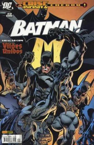 Batman [Panini - 1ª série] nº 049 dez/2006
