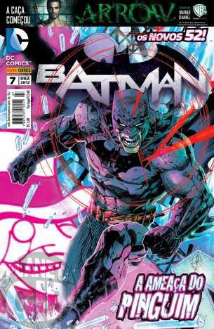 Batman [Panini - 2ª série] nº 007 dez/2012