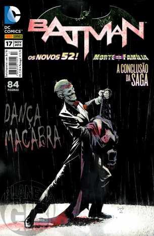 Batman [Panini - 2ª série] nº 017 nov/2013