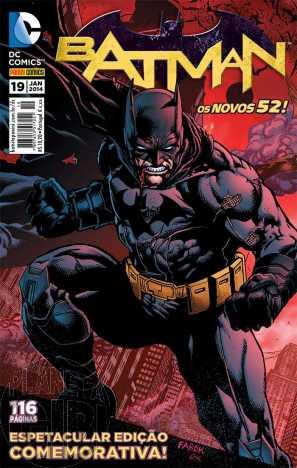 Batman [Panini - 2ª série] nº 019 jan/2014