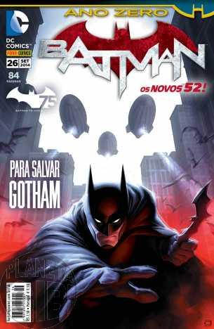 Batman [Panini - 2ª série] nº 026 set/2014