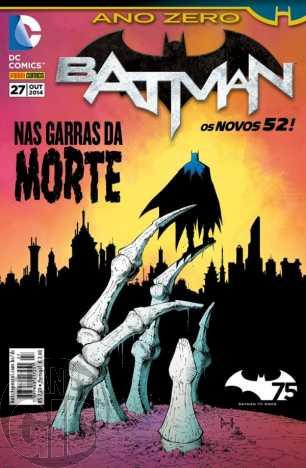 Batman [Panini - 2ª série] nº 027 out/2014