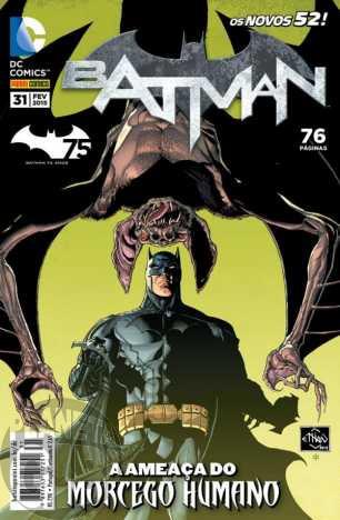 Batman [Panini - 2ª série] nº 031 fev/2015