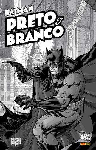 Batman Preto & Branco [Panini] mar/2008 - Capa Dura