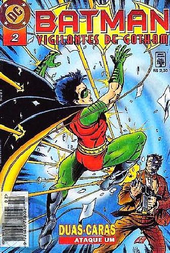 Batman Vigilantes de Gotham [Abril] nº 002 dez/1996