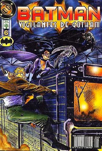 Batman Vigilantes de Gotham [Abril] nº 006 abr/1997