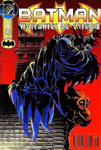 Batman Vigilantes de Gotham [Abril] nº 008 jun/1997