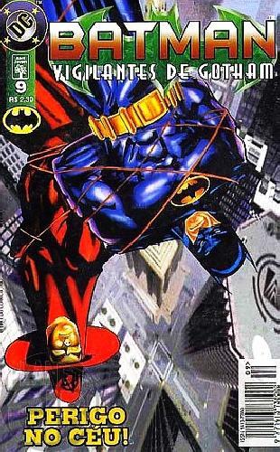 Batman Vigilantes de Gotham [Abril] nº 009 jul/1997