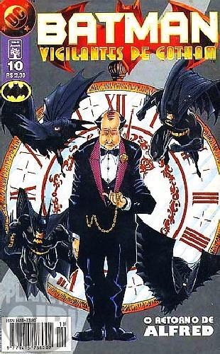 Batman Vigilantes de Gotham [Abril] nº 010 ago/1997