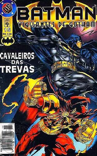 Batman Vigilantes de Gotham [Abril] nº 015 jan/1998