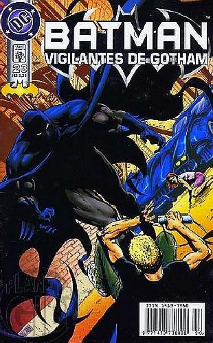 Batman Vigilantes de Gotham [Abril] nº 023 set/1998