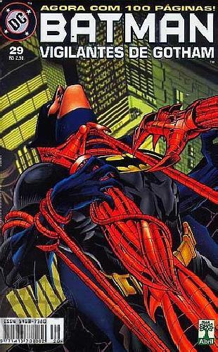 Batman Vigilantes de Gotham [Abril] nº 029 mar/1999