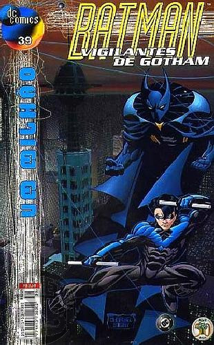 Batman Vigilantes de Gotham [Abril] nº 039 jan/2000