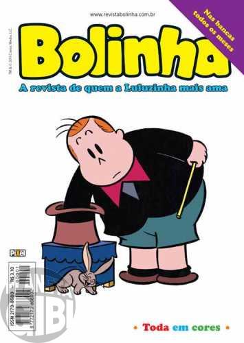 Bolinha [Pixel] nº 001 mai/2011 Até 14/10/2019