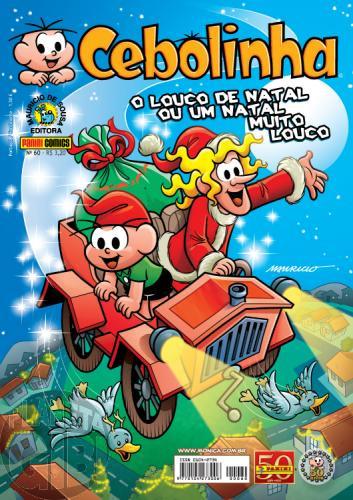 Cebolinha [3ª série - Panini] nº 060 dez/2011