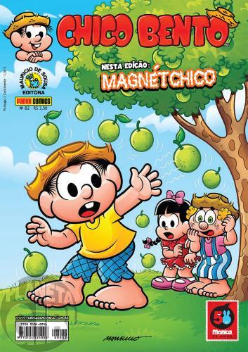 Chico Bento [3ª série - Panini] nº 082 out/2013