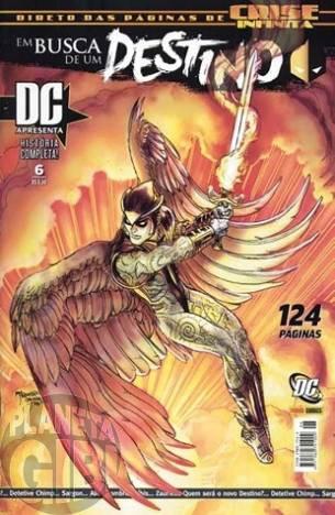 DC Apresenta [Panini 1ª série] nº 006 out/2007 Em Busca de um Destino