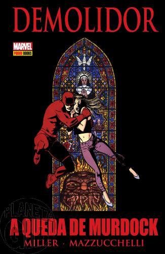 Demolidor A Queda de Murdock [Panini - 1ª edição]  jul/2010 - Capa Dura