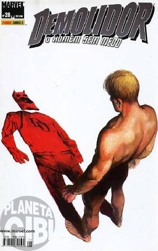Demolidor [Panini - 1ª série] nº 028 mai/2006