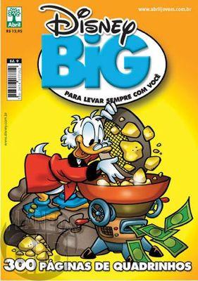 Disney Big nº 009 mai/2011 - Carl Barks - Vide Detalhes