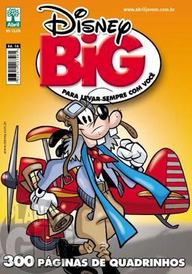 Disney Big nº 016 ago/2012