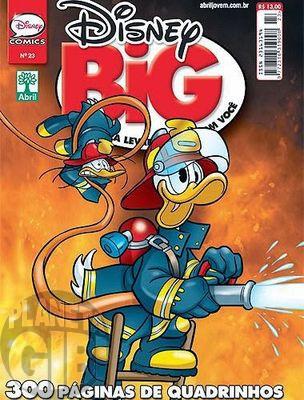 Disney Big nº 023 out/2013 - O Colecionador