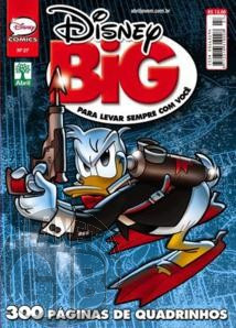 Disney Big nº 027 jun/2014 - DonaldDuplo - Don Rosa