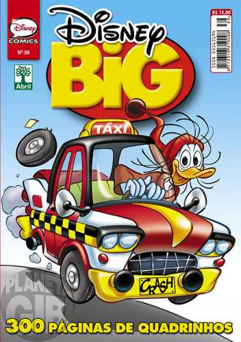 Disney Big nº 039 jun/2016 - Don Rosa