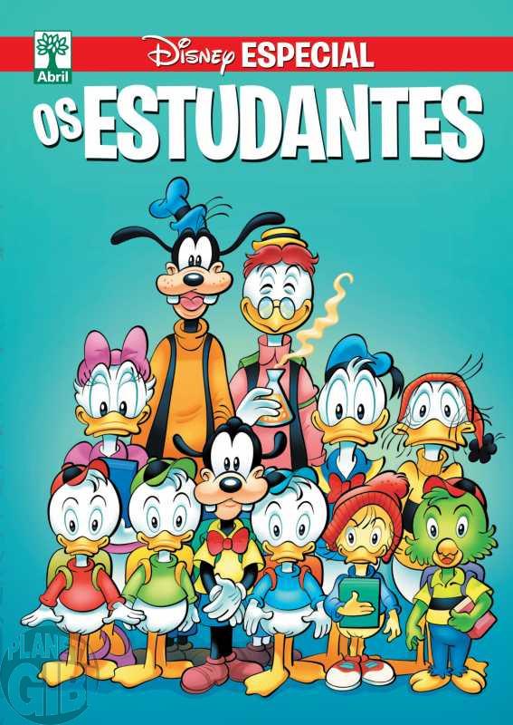 Disney Especial nº 204* dez/2017 - Os Estudantes