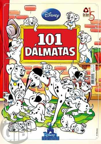 Disney Filmes Clássicos em Quadrinhos [On Line] nº 006 out/2010 - 101 Dálmatas (remake)
